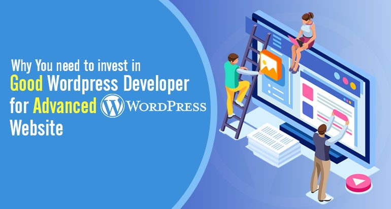 Why You need to invest in Good WordPress Developer for Advanced WordPress Website