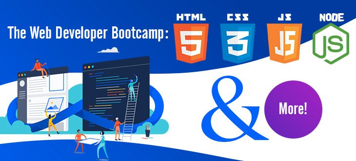 The Web Developer Bootcamp: Learn HTML, CSS, JS, Node, and More!