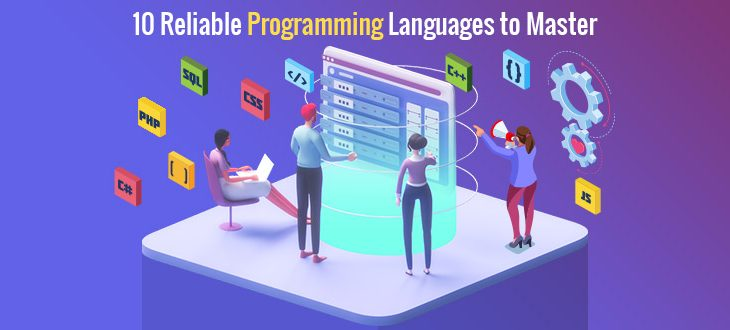 10 Reliable Programming Languages to Master in 2021